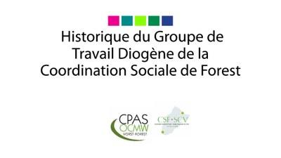 Historique du Groupe de Travail Diogène img